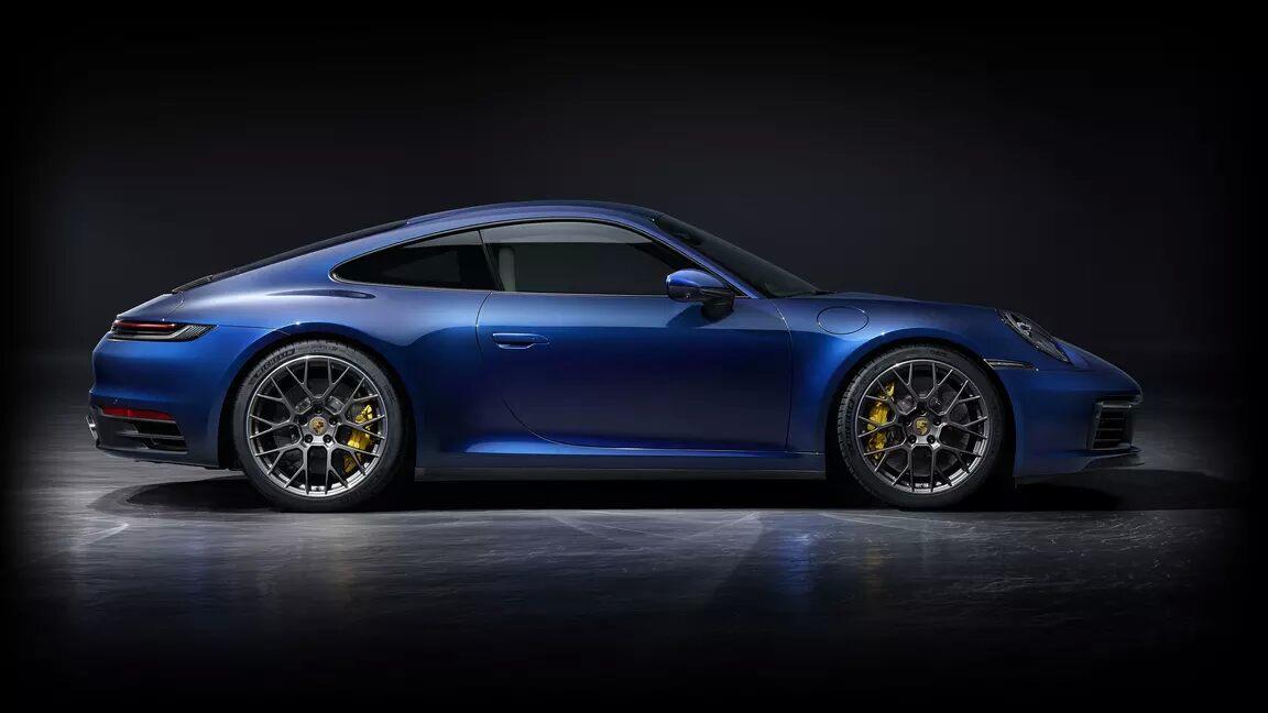 Купить Porsche 911 Carrera 4S 2021 - Цена на Порше 911 Carrera 4S у  официального дилера Порше Центр Ясенево